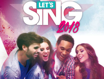 Let's Sing 2018 | Análise