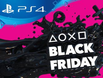 PlayStation Revela ofertas Black Friday deste ano