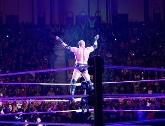 WWE Live | Campo Pequeno