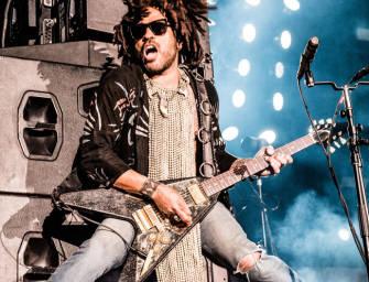 Lenny Kravitz em Lisboa e com digressão europeia