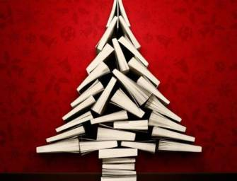 Este Natal seja generoso e dê livros
