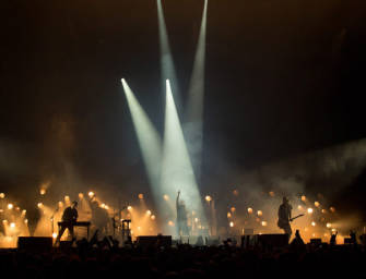 Nine Inch Nails no NOS ALIVE 2018