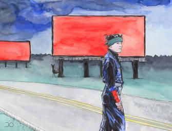 """""""Três Cartazes à Beira da Estrada"""" de Martin McDonagh"""