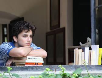 """""""Chama-me Pelo Teu Nome"""" de Luca Guadagnino"""