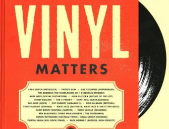 """""""Why Vinyl Matters"""" de Jennifer Otter Bickerdike"""