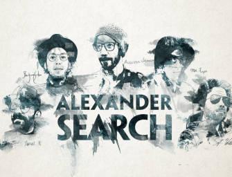 Alexander Search à descoberta