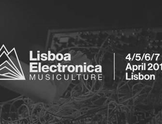 Lisboa Electronica 2018|Antevisão