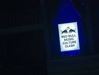 Red Bull Music Culture Clash 2018