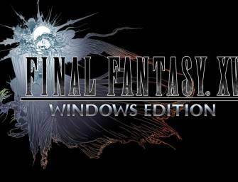 Final Fantasy XV Windows Edition | Análise