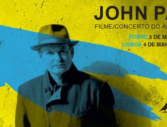 John Parish em filme-concerto no IndieLisboa