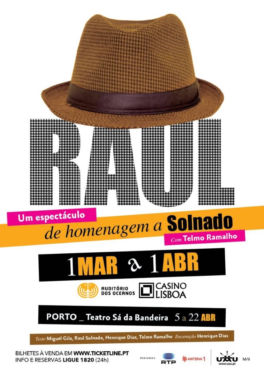Homenagem a Raul Solnado