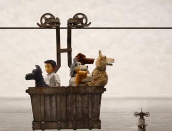 """Ilha dos Cães"" de Wes Anderson"
