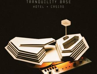 "Arctic Monkeys | ""Tranquility Base Hotel + Casino"""