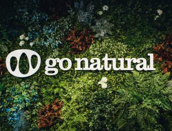 Go Natural com supermercado biológico no Porto