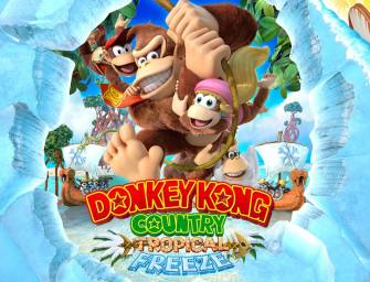 Donkey Kong Country: Tropical Freeze | Análise | Switch
