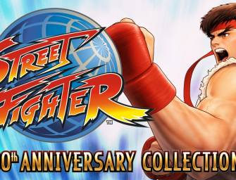 Street Fighter 30th Anniversary   Análise   PS4