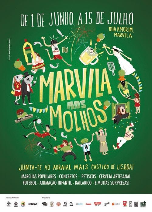 Marvila-aos-Molhos_Cartaz