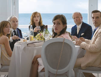 """Happy End"", de Michael Haneke"