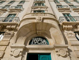 1908 Lisboa Hotel | World Travel Awards