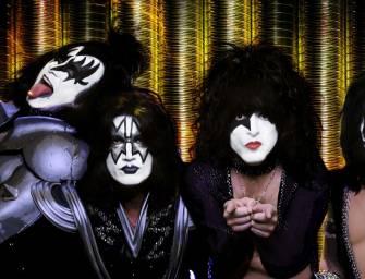 Kiss & Megadeth @ Estádio Mário Wilson (10-7-2018)