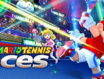 Mario Tennis Aces   Switch   Análise