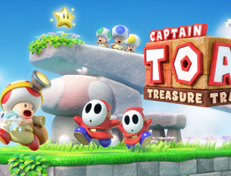 Captain Toad's Treasure Tracker | Análise | Switch