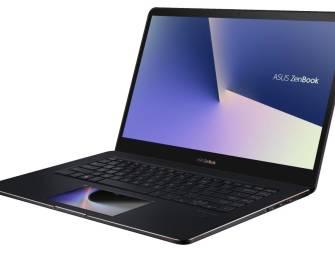 ASUS apresenta novo ZenBook Pro 15 no NOS Alive 2018