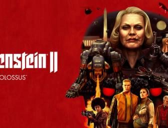 Wolfenstein 2: The New Colossus | Análise | Switch