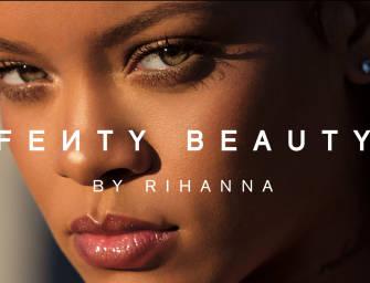 Fenty Beauty by Rihanna já chegou à Sephora