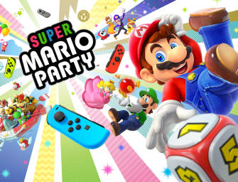 Super Mario Party | Análise | Switch