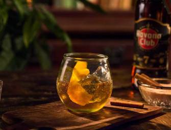 HAVANA CLUB 7 JUNTA-SE À OLD FASHIONED WEEK