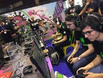 NINTENDO NO LISBOA GAMES WEEK 2018