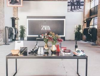 Zara Fall Winter 2018