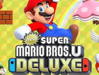 New Super Mario Bros. U Deluxe | Nintendo Switch