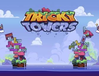 Tricky Towers   Análise   Nintendo Switch