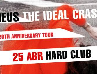 dEUS – Hard Club Porto