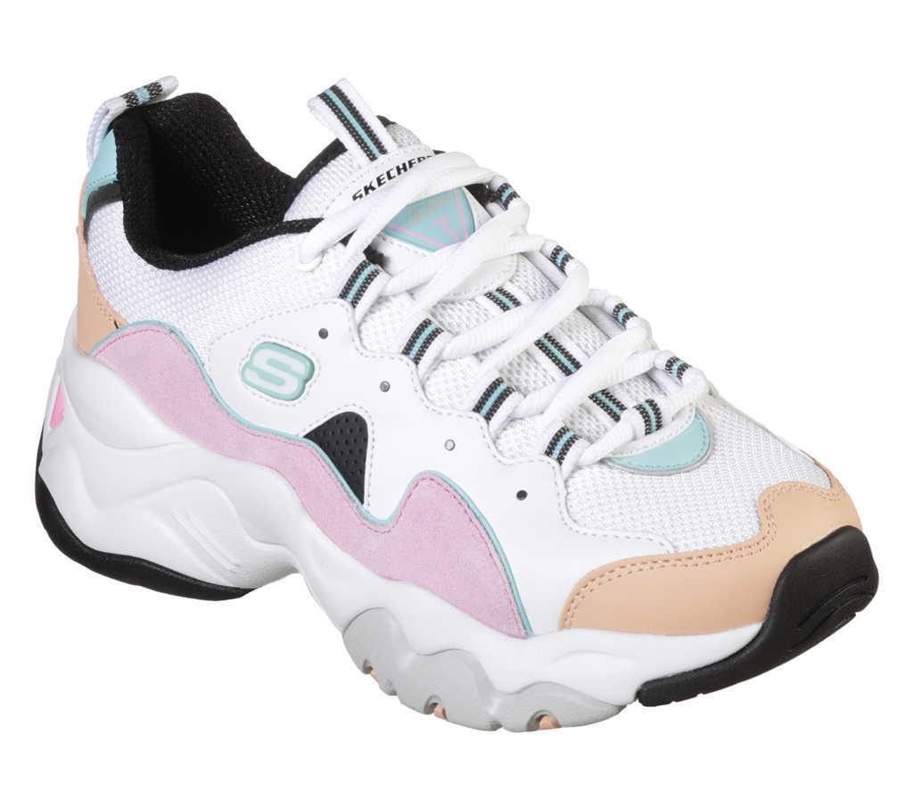 Os 'Chunky Shoes' originais, criados há 20 anos pela