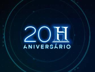 20 anos de HISTÓRIA