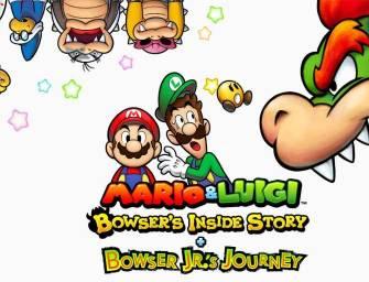 Mario & Luigi: Bowsers Inside Story + Bowser Jr.'s Journey   Análise