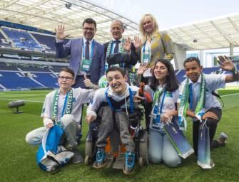 Football for Friendship 2019: Taça dos nove valores