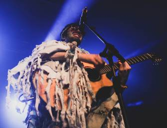 Crystal Fighters @ Hard Club Porto (10-03-2019)