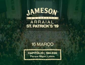 JAMESON ARRAIAL ST. PATRICK'S DAY