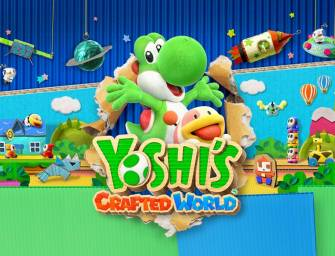 Yoshi's Crafted World | Análise | Switch