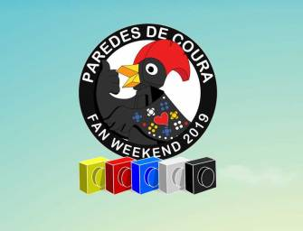 LEGO Fan Weekend 2019 – Paredes de Coura