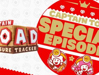 Captain Toad Treasure Tracker – Episódio Especial DLC