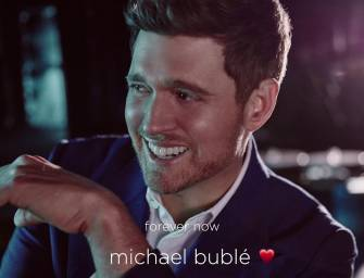 Michael Bublé está de regresso