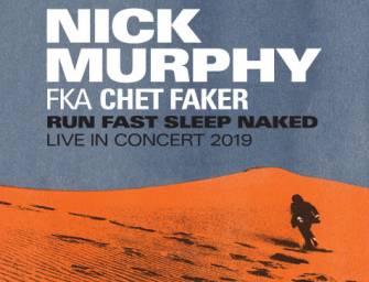 Nick Murphy no Porto e em Lisboa