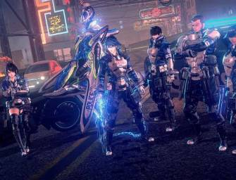 Astral Chain   Nintendo Switch   Análise
