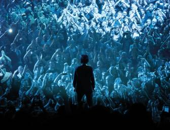 Nick Cave & The Bad Seed e dois murros no estômago