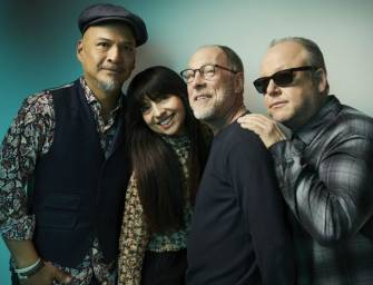 "Pixies apresentam ""Beneath the Eyrie"" no Campo Pequeno"